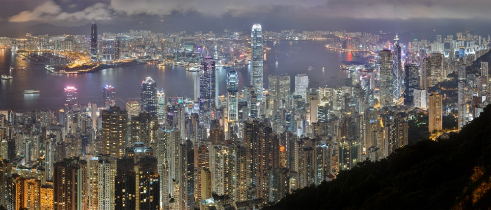Image of Hong Kong Harbour