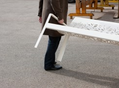 """Sita"" chair by Mobil Concepts - Photo Rip Hopkins"