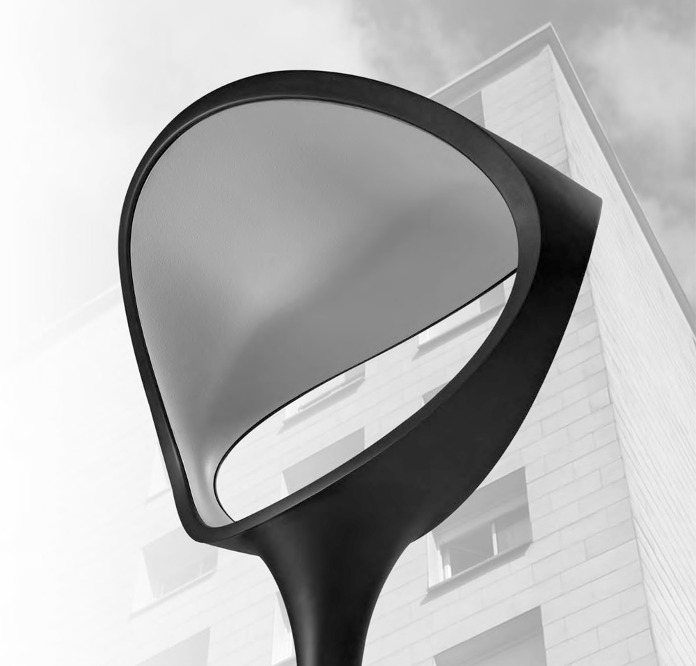 Image of Ikone street lighting -  Photograph by Indal