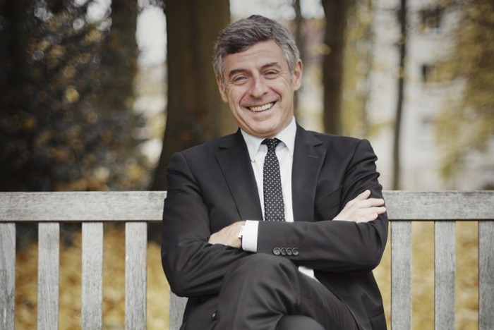 Image of Jean-Luc Bohl, president of the Metz Urban Agglomeration