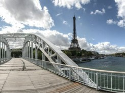Image of Paris without cars