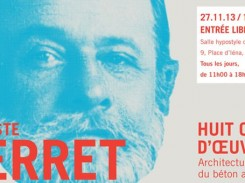Image for Auguste Perret Exhibition