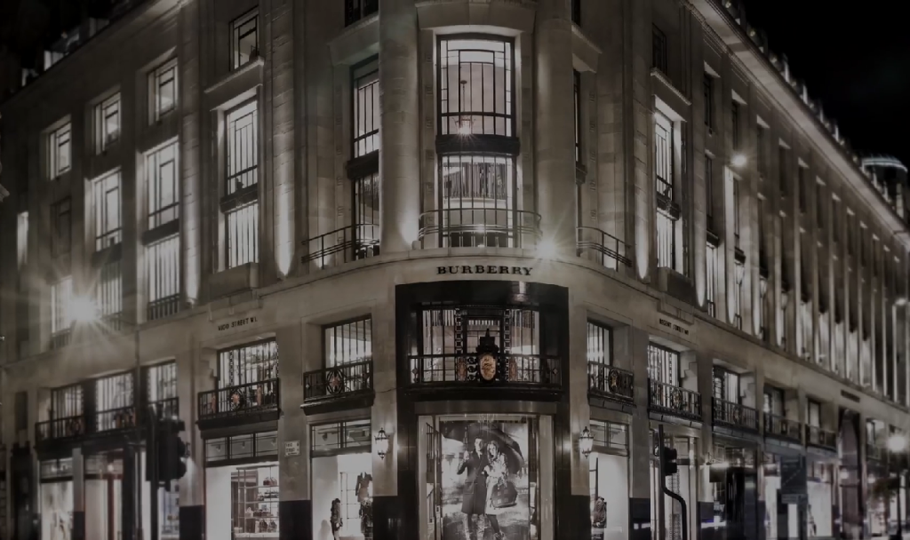 Image of French department store