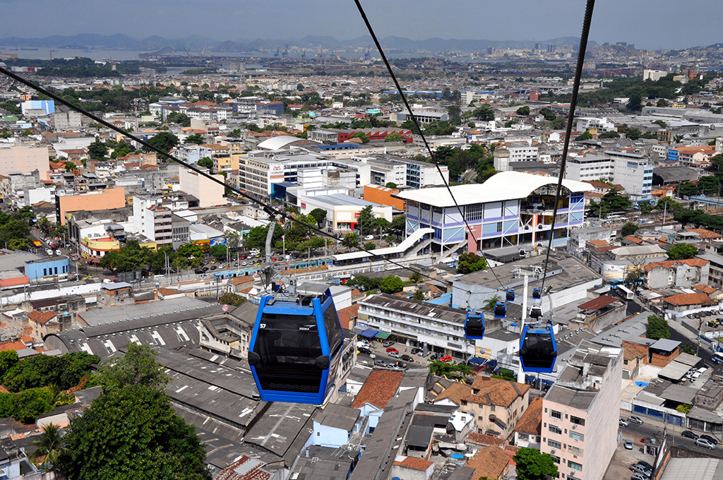Image of Rio cable car