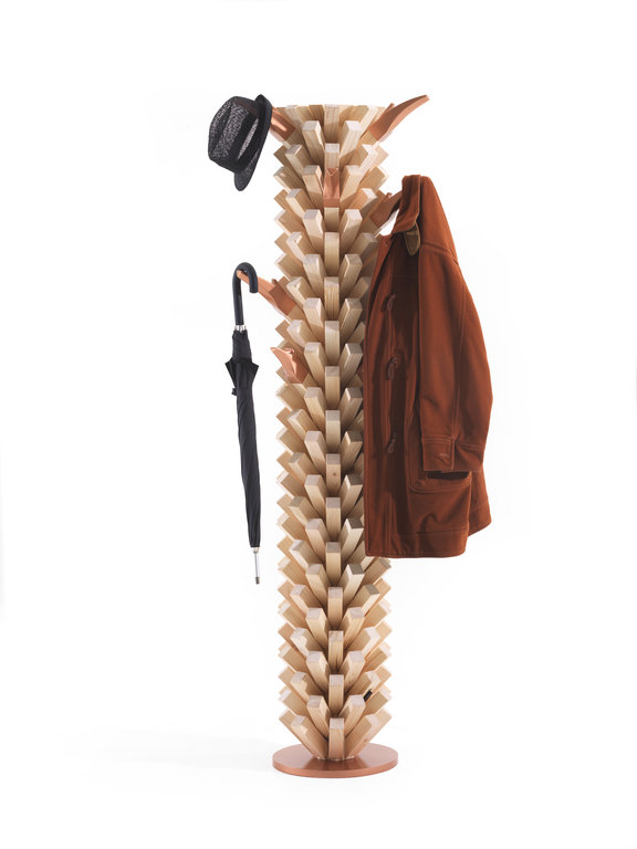 Image of Palm collection - coat stand