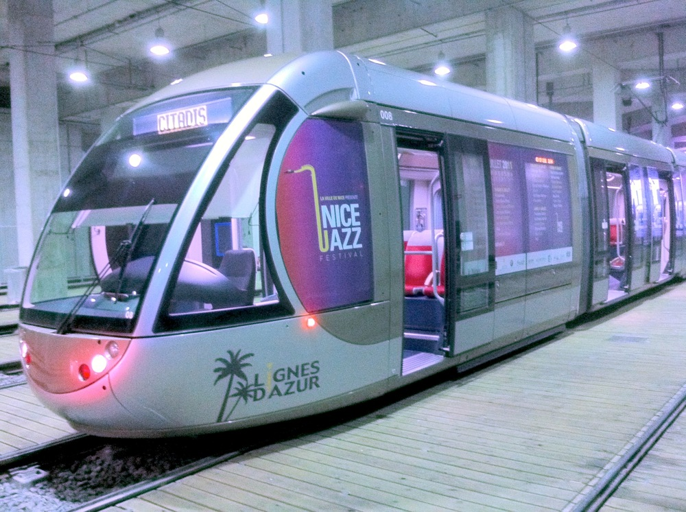 Image of Nice tram - Jazz sonals