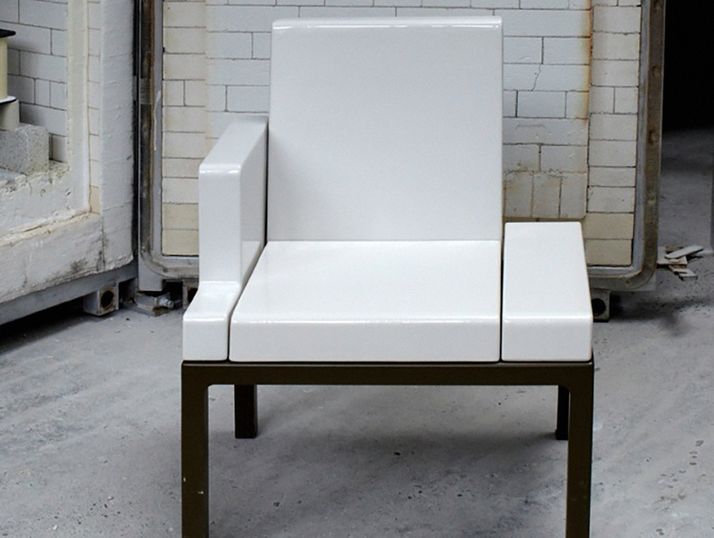"Image of the ""Beirut"" Chair by Borde and Aurel"