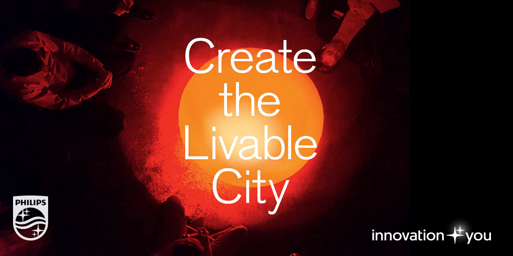 Front cover of create the livable city