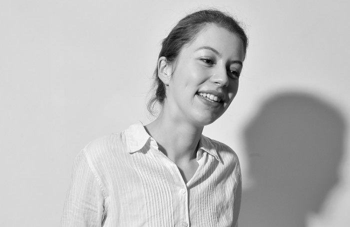 Photo of writer Marie Sophie Gauthier